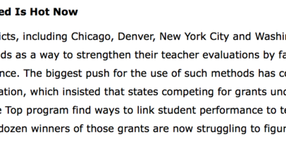 On education and teachers, Kelli Stargel and Richard Corcoran are (very bad) Democrats. Come see.