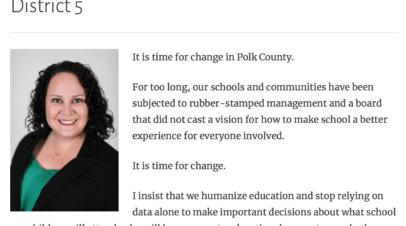 A Moment for Regeneration, part 2: Jennifer Sabin for School Board District 5